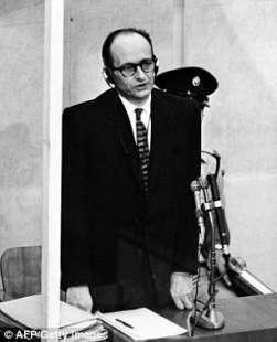 adolf eichmann a processo in israele