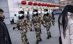 esercito cinese coronavirus 1