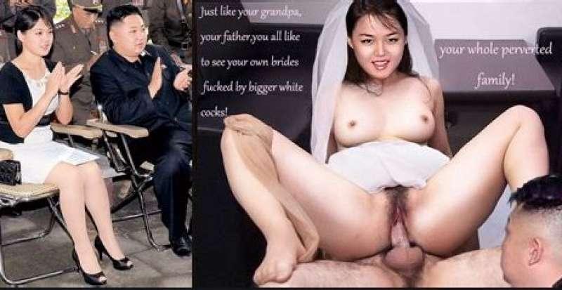 North korean porn pics