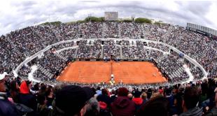 internazionali tennis roma