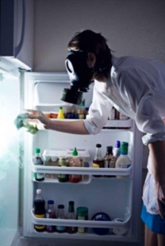 pulizia frigorifero 3