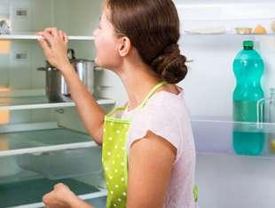 pulizia frigorifero 4