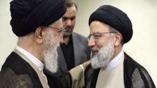 ali khamenei ebrahim raisi