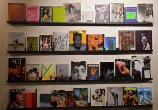 biblioteca di contemporary cluster