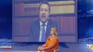 CONCITA DE GREGORIO E MATTEO SALVINI