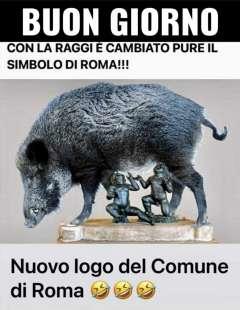 DALLA LUPA AI CINGHIALI - LA PARABOLA DI ROMA CON VIRGINIA RAGGI