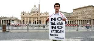 daniele capezzone no taliban no vatican