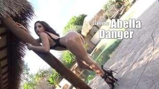 elegant angel starring abella danger