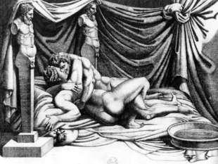 erotismo di giulio romano