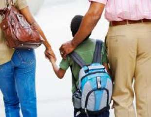 genitori figli scuola