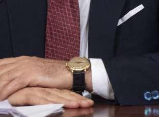 giuseppe conte orologio sballato 6