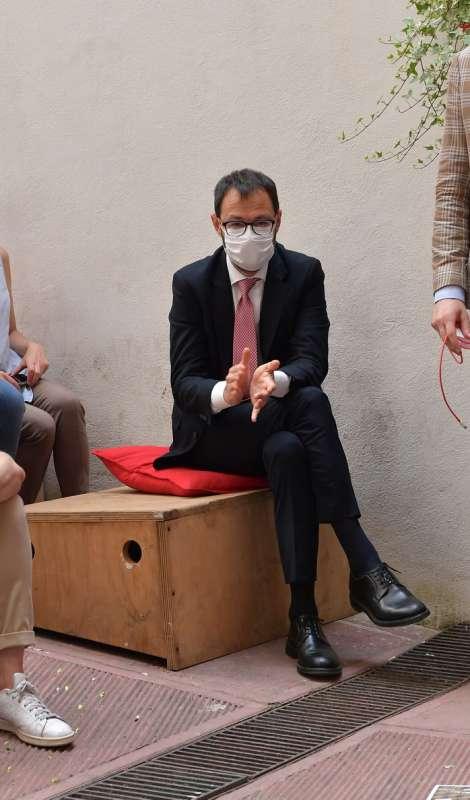 il ministro stefano patuanelli foto di bacco (2)