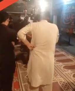 il video del funerale senza salma pubblicato dal padre di saman abbas
