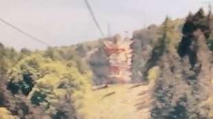 il video della tragedia della funivia 32