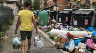 immondizia a roma 7