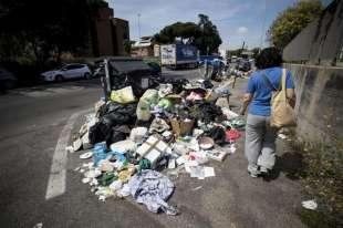 immondizia a roma 9