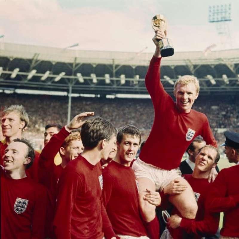 inghilterra campione 1966