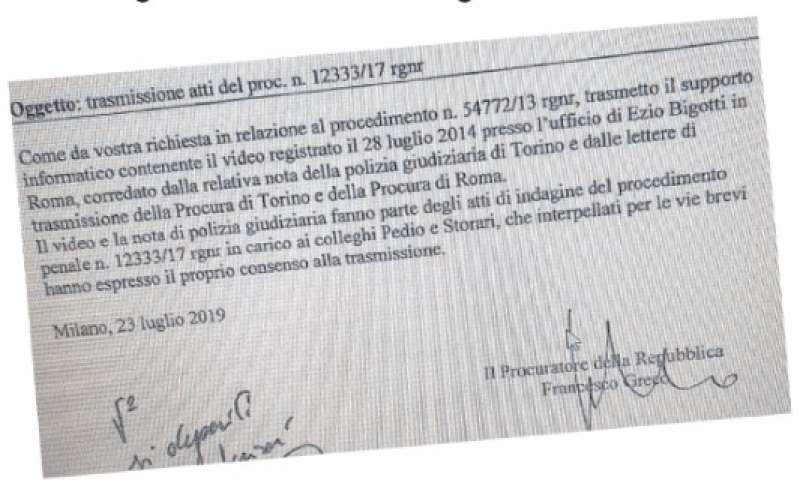 LA NOTA DI FRANCESCO GRECO SUL VIDEO DI AMARA E ARMANNA