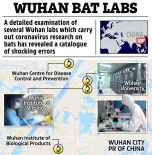 Laboratori a Wuhan