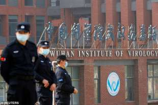 Laboratorio di Wuhan