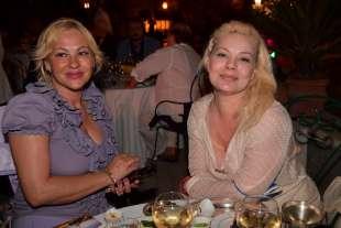 lubiana e valentina le assistenti di enrico michetti foto di bacco (2)