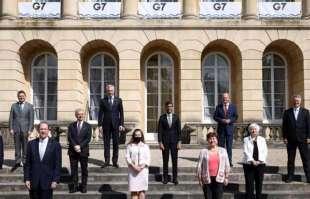 ministri delle finanze g7 minimum tax