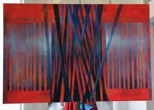 opere in mostra di corrado veneziano foto di bacco (1)