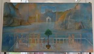 opere in mostra di corrado veneziano foto di bacco (12)