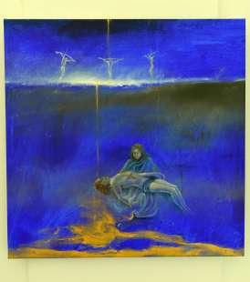 opere in mostra di corrado veneziano foto di bacco (13)