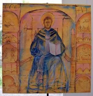 opere in mostra di corrado veneziano foto di bacco (14)