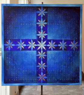 opere in mostra di corrado veneziano foto di bacco (2)