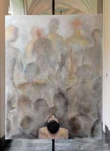 opere in mostra di corrado veneziano foto di bacco (6)