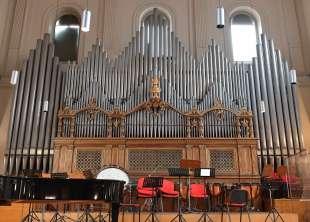 organo del conservatorio di santa cecilia