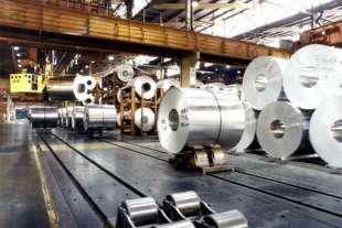 produzione alluminio
