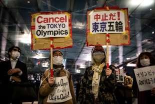 proteste tokyo 2020 3