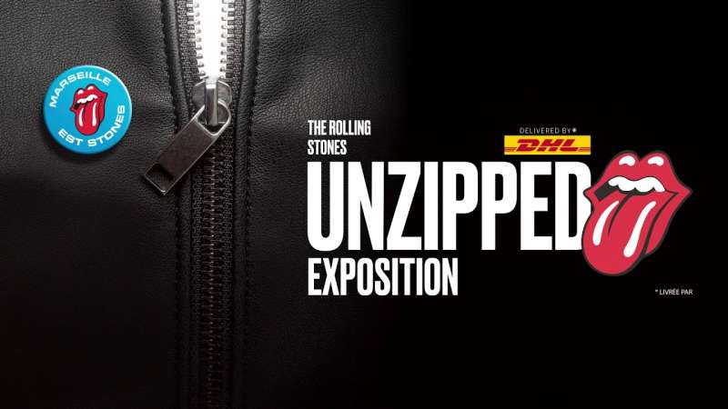rolling stones mostra unzipped 11