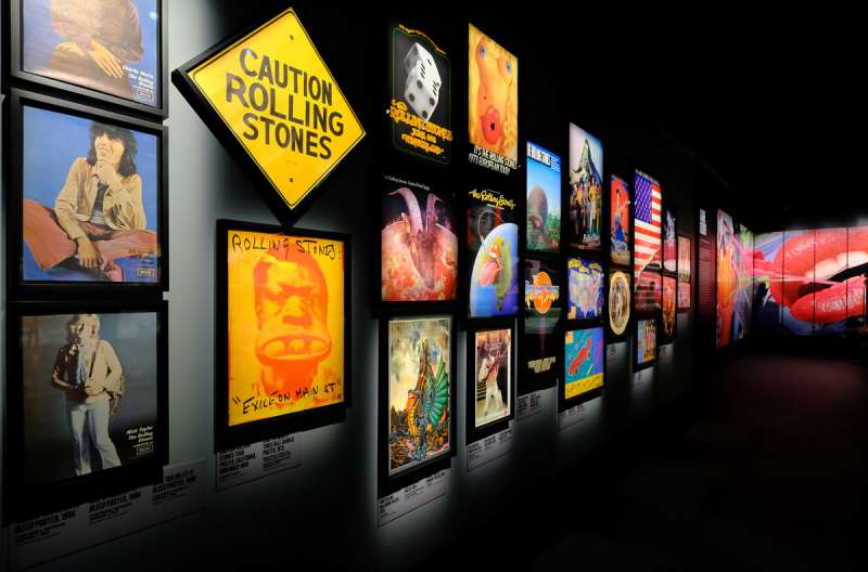 rolling stones mostra unzipped 6