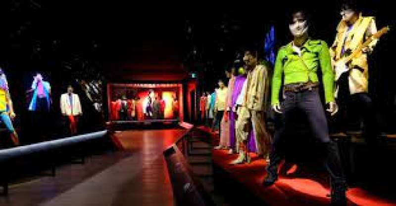 rolling stones mostra unzipped 7