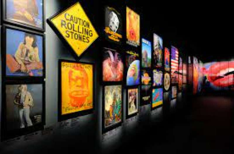 rolling stones mostra unzipped 9