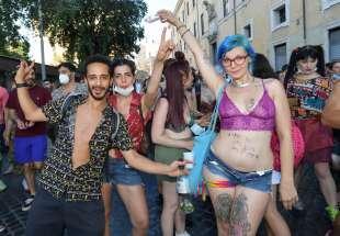 roma pride 2021 foto di bacco (105)