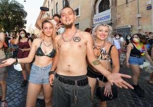 roma pride 2021 foto di bacco (108)