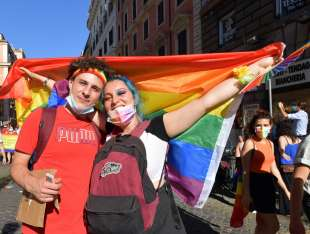 roma pride 2021 foto di bacco (3)