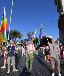 roma pride 2021 foto di bacco (78)