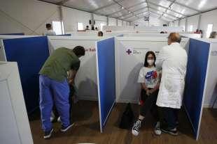 roma vaccinazione anti covid 19 per i maturandi