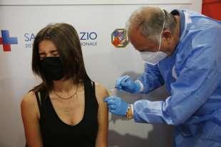 roma vaccinazione anti covid 19 per i maturandi 2