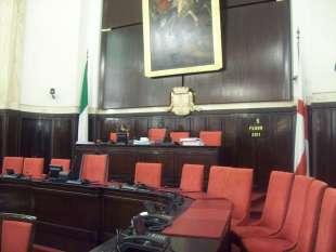 sala del consiglio comunale milano