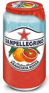 san pellegrino arancia
