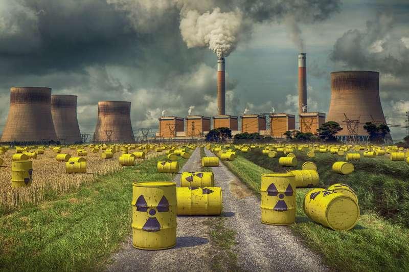 scarti nucleari