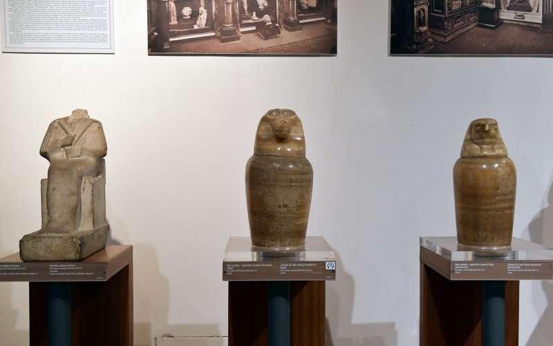 sculture del museo barracco foto di bacco (2)