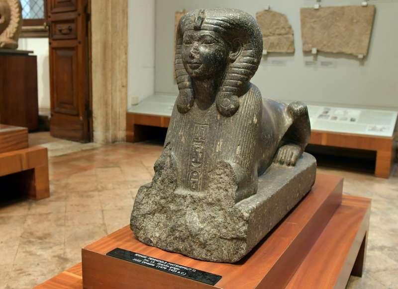 sculture del museo barracco foto di bacco (4)